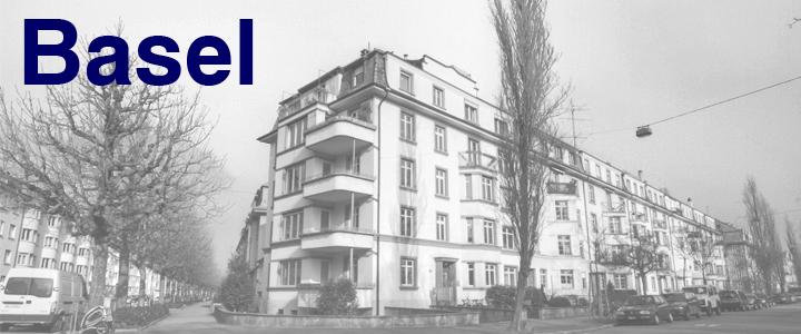 Institut Basel von aussen