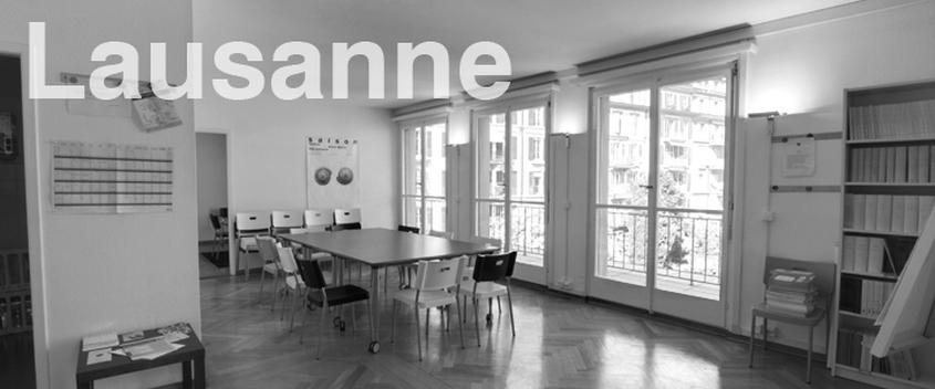 Centre de Psychanalyse de Lausanne innen