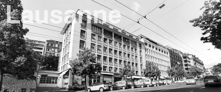 Centre de Psychanalyse de Lausanne aussen