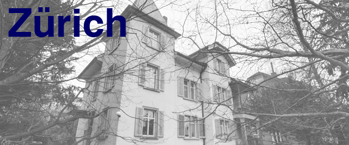 Freud-Institut Zürich aussen